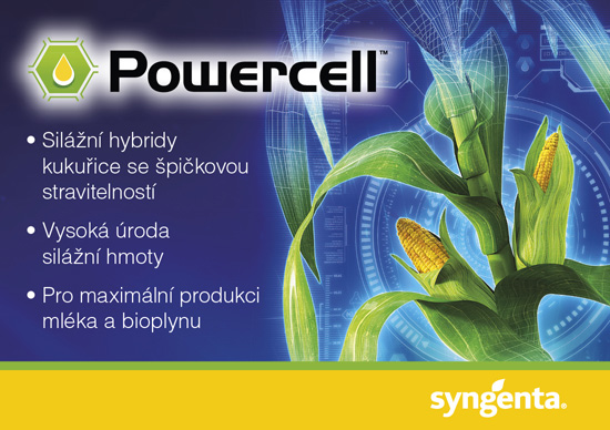 Powercell technologie Syngenta